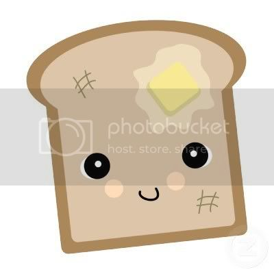 cute toast Pictures, Images and Photos