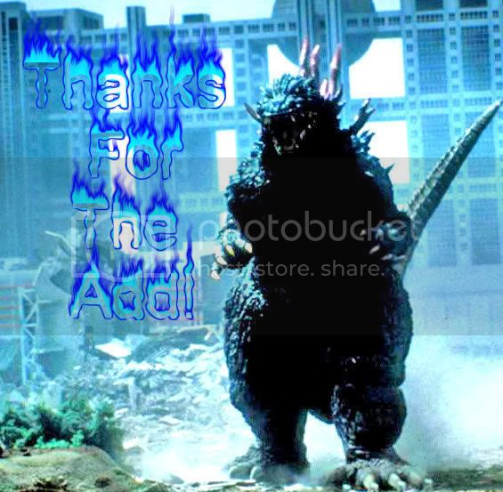 thanks,godzilla